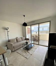 Appartement meublé 2 pièces 38,65 m2