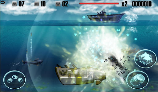 Battleship vs Submarine Gold