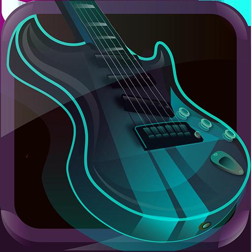音樂硬搖滾吉他 音樂 App LOGO-APP開箱王