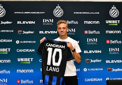 """Le manager de Noa Lang est enthousiaste: """"Quand un club comme Bruges s'intéresse à vous..."""""""