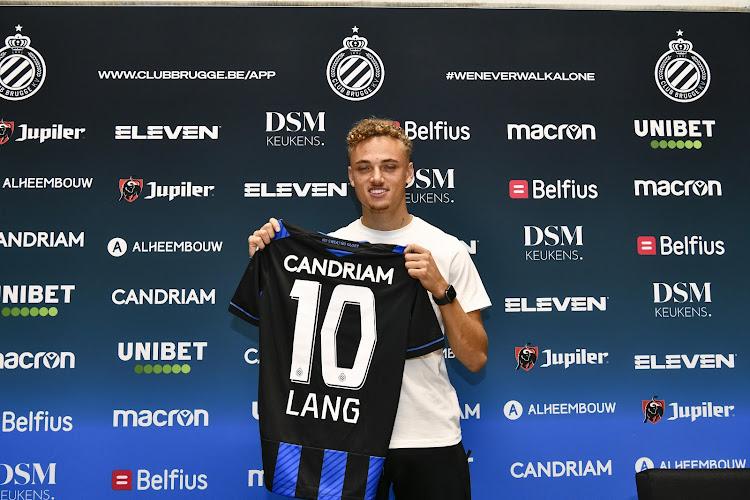 """Noa Lang: """"Club Brugge? De beste keuze voor mij"""""""