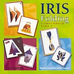 Photo: Iris Folding Compendium: Pt. 2 Gaasenbeek & Beauveser Forte Uitgevers bv 2004 Paperback 96 pp ISBN 9058774627 'Elegant Iris Folding', 'Iris Folding with Greetings', and 'Iris Folding for the Winter'