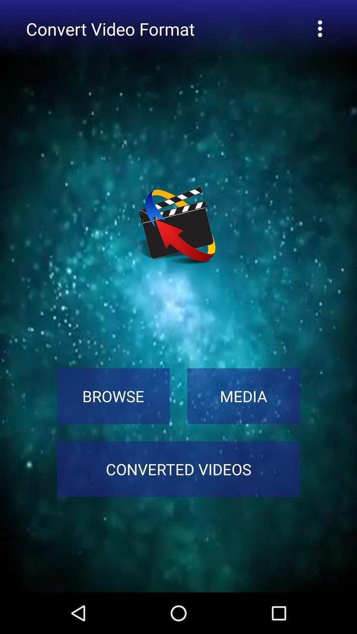 MP4 Video Converter PRO Screenshot 0