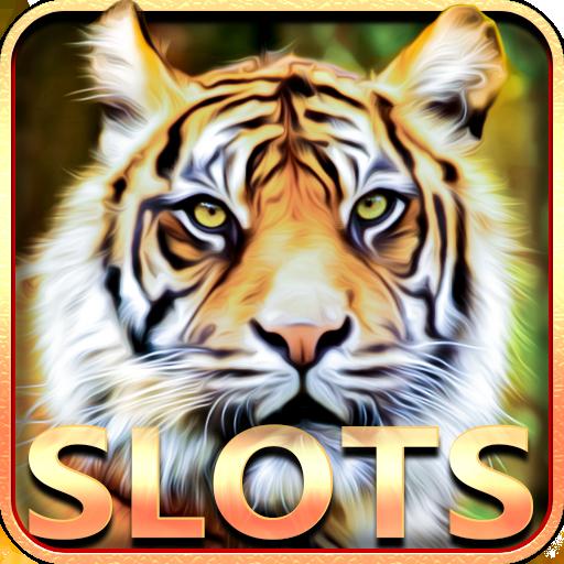 博奕のスロットマシン:野生の猫 LOGO-記事Game