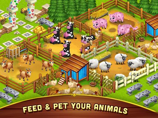 Big Little Farmer Offline Farm screenshot 23