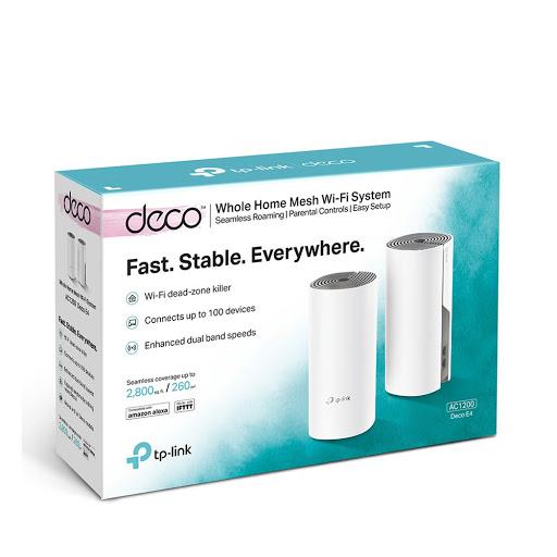 Thiết bị mạng TPLink Deco E4 2 pack-3