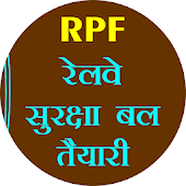 RPF Railway Police force Bharti (2018)
