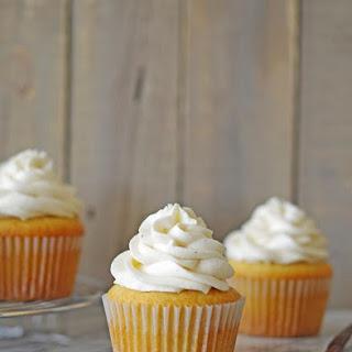 Gluten-Free Vanilla Bean Cupcakes Recipe