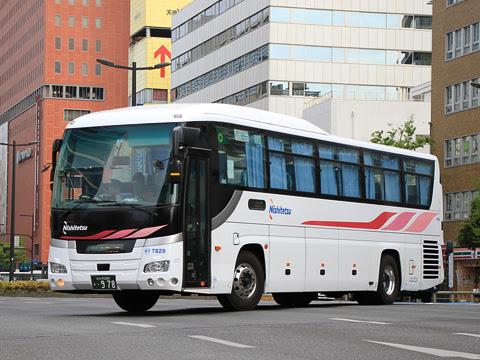 西鉄「福北ライン」中間系統 7829