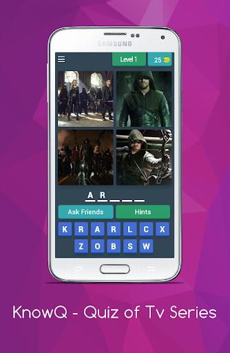 KnowQ - Quiz of Tv Series 3.1.6zg screenshots 1