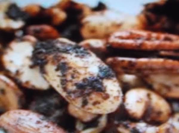 Spiced Mushrooms Recipe