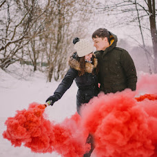 Wedding photographer Alena Gorbacheva (LaDyBiRd). Photo of 13.02.2015