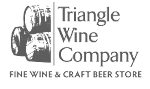 Logo for Triangle Wine Company Cary