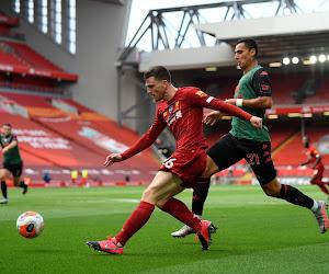 Origi grijpt zijn kans niet in troosteloze winst van Liverpool