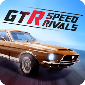 MOD GTR Speed Rivals Silver - VER. Unlimited Gold