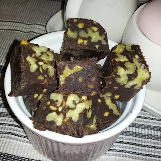 Low Carb Fudge