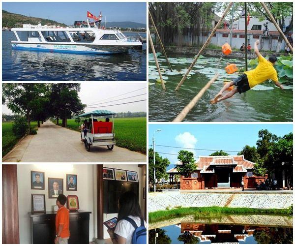 Ảnh: tour du lịch sông nước - làng nghề