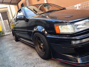 カローラレビン AE86 GT APEXのカスタム事例画像 rinda86さんの2020年02月15日16:30の投稿