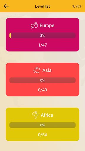World Geography Quiz: Countries, Maps, Capitals screenshots apkspray 7