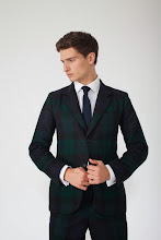 Photo: Black Watch lined jacket
