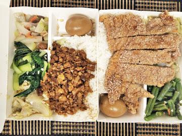 港尾爌肉飯