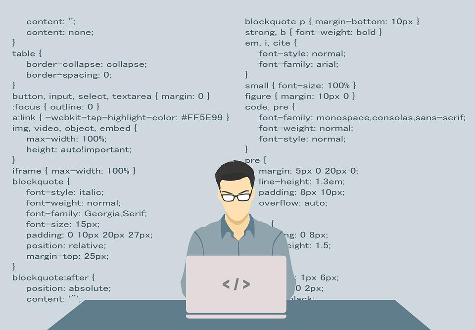 Programmer, Programming, Code, Work, Computer, Internet