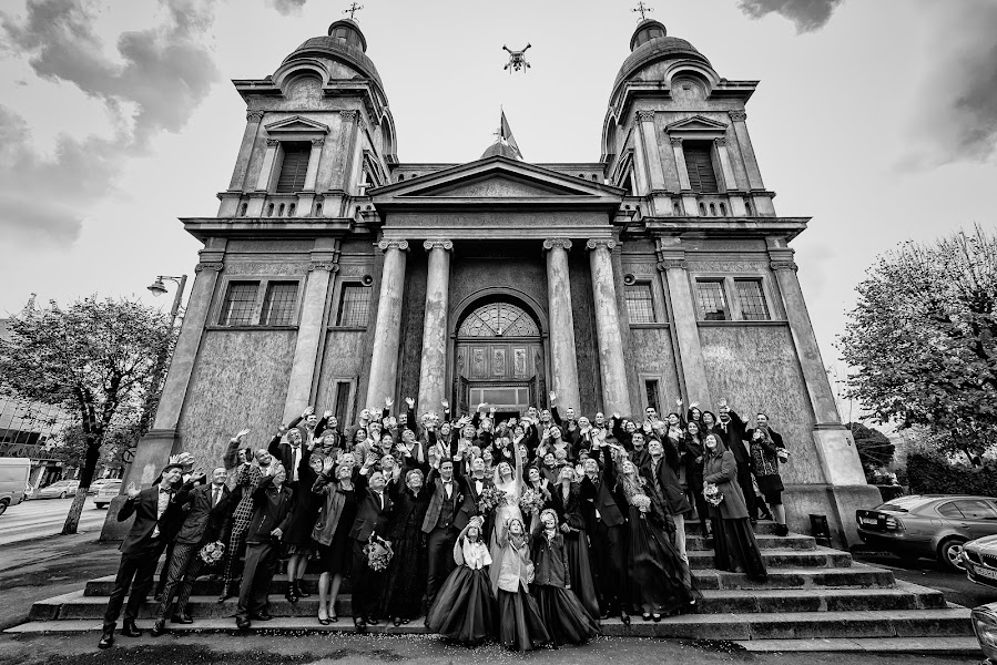 Wedding photographer Cristian Sabau (cristians). Photo of 15.02.2018