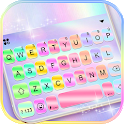 Color Sequin Keyboard Theme icon