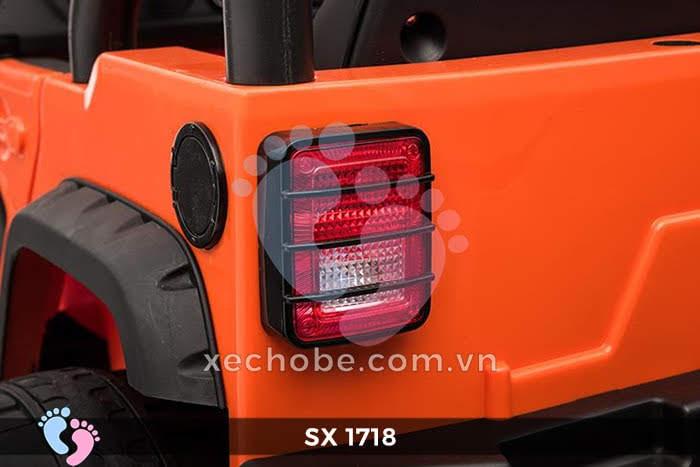 Xe ô tô điện trẻ em Jeep SX-1718 20