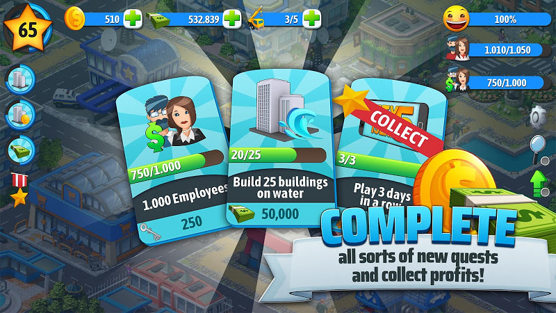 City Island 5 - Tycoon Building Simulation Offline Screenshot 6