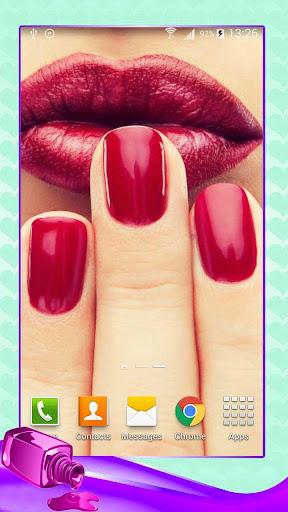 Princess Nails Wallpapers 1.2 screenshots 1
