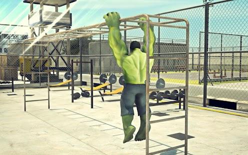 Monster Incredible Hero Armádní výcvik - náhled
