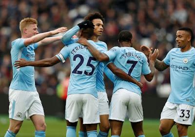 Mahrez signe à Manchester City