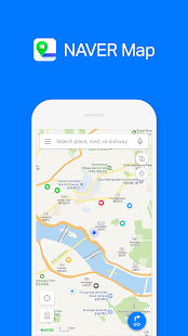 App NAVER Map, Navigation APK for Windows Phone
