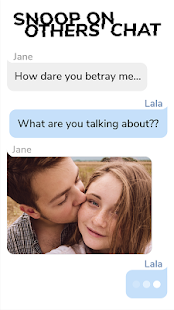 Cliffhanger - Chat Stories Screenshot