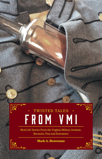 Twisted Tales from VMI cover