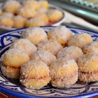 Moroccan Coconut Snowball Cookies - Richbond Cookies.