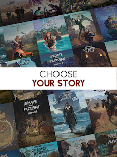 Stories: Your Choice (more resources at start) Screenshot