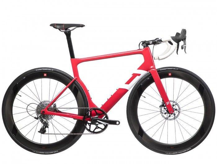 Análisis bici 3T Strada