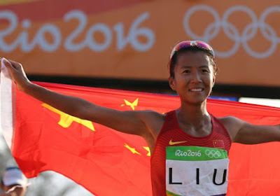 Record du Monde! Liu Hong entre dans l'histoire de l'athlétisme