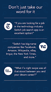 Job Search - Switch- screenshot thumbnail