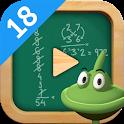 Volume 18 Desimal Matematika Gasing icon
