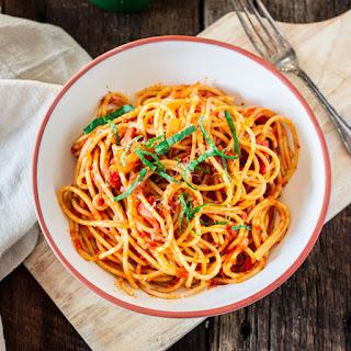 Spaghetti All' Amatriciana Recipe