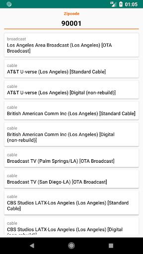 USA TV Guide screenshot 7