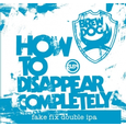 Logo of BrewDog How To Disappear Completely