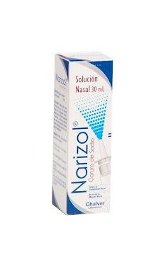 Narizol 0.9% Solución   Nasal Frasco X30Ml. Chalver Cloruro De Sodio