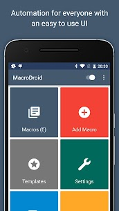 MacroDroid – Device Automation v4.2.0 build 9023 [Mod] APK 1