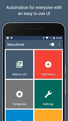 MacroDroid - Device Automation 3.13.20 - Screenshot 1