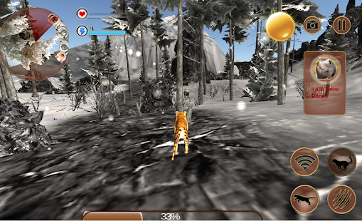 Life of Tiger - Wild Simulator Screenshot