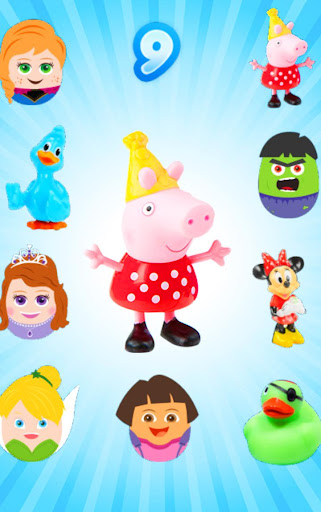 Surprise Eggs - Kids Toys